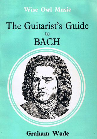 The guitarrist's guide to Bach (ebook)